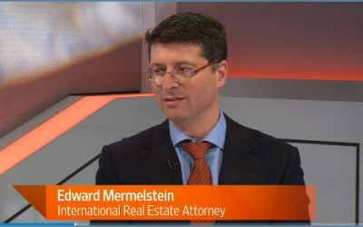 Edward on Government Tracking of All-Cash Real Estate Deals
