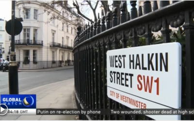 UK-Russia Diplomatic Row: UK considers further financial sanctions on Russia