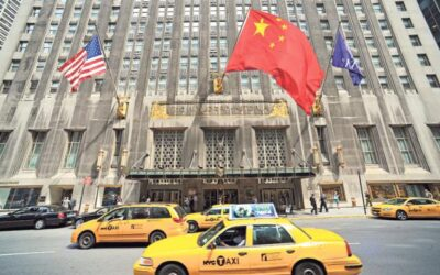 The Chinese are flooding NYC market like never before